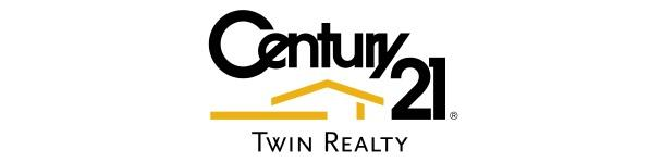 CENTURY 21 TWIN REALTY Logo