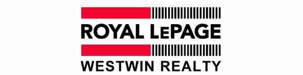 ROYAL LEPAGE WESTWIN RLTY. Logo
