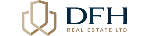 DFH Real Estate Logo