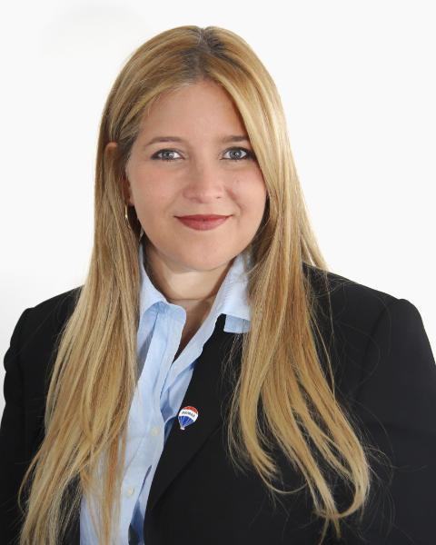 Patricia Recuero Agent Photo