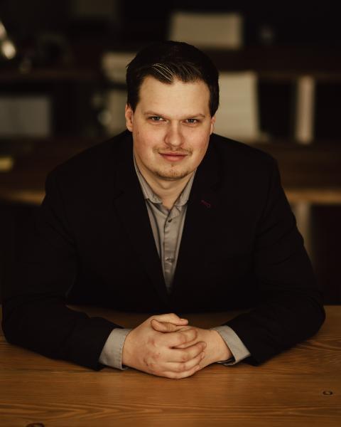 Nathan Kotyk Agent Photo