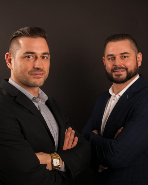 Aaron & Darron Hambley Agent Photo